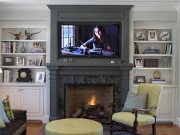 amazing fireplace decoration ideas with natural stone cream