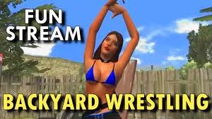 backyard wrestling don u0027t try this at home fun stream youtube