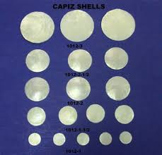 wholesale capiz shells 1 inch to 3 inches