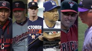 Young Doctors Buck The Trend Looking At The Manager Of The Year Candidates Mlb Com