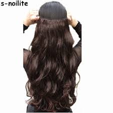 real hair extensions clip in online shop s noilite 18 28 clip in ins hair extensions