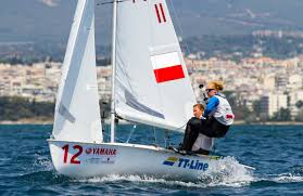 470 world championship titles to poland and australia world sailing