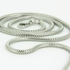silver chain necklace snake images Solid sterling silver 925 italian chain anklet bracelet necklace jpg