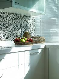 glass tile backsplash ideas lovetoknow