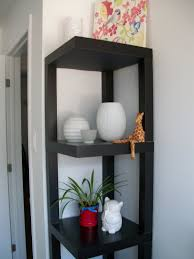 Bedroom Wall Shelves by Decorating Corner Shelf Ikea Wall Units Design Ideas For Display