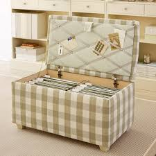 Rolling Ottoman With Storage by Filing Ottoman Large Would Love This Instead Of The Ugly