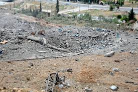 Likely Syrian Missile Targets In Google by The Aviationist What Kind Of Target Did The Israeli Air Force