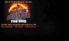 Ak Chin Pavilion Seating Map Black Sabbath The End At Ak Chin Pavilion On Wed Sep 21 2016 7
