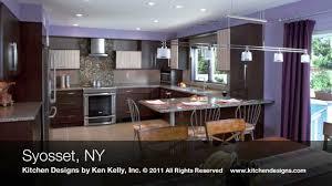 exotic zebra wood kitchen wooden cabinets syosset long island