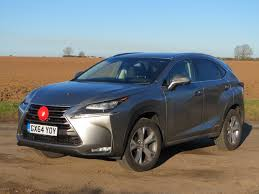 lexus nx review 2016 uk lexus nx 300h premier auto road test report review