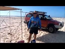 Awning For 4wd Shade Awning Tip For Your 4wd Youtube