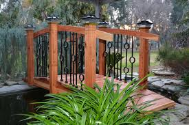 bridges with balusters