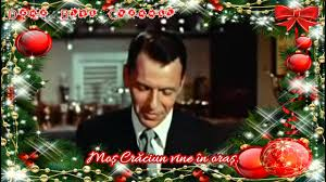 frank sinatra santa claus is coming to town subtitrat română
