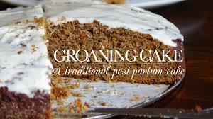 groaning cake recipe kitchen vignettes blog pbs food