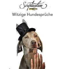 lustige hundesprüche scriptaculum
