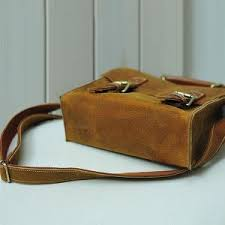 a limited edition leather bag rugged leather briefcase