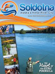 Kenai Alaska Map by Visit Soldotna Official Travel Guide For Soldotna Alaska U0026 The