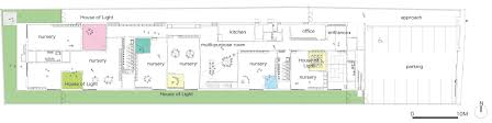 Nursery Floor Plans Mukou Leimondo Nursery By Archivision Hirotani Studio