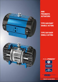 eriks pneumatic actuators sad saf brochure by eriks nederland issuu