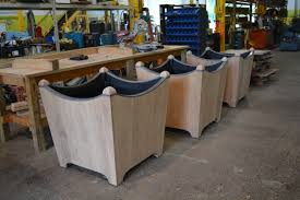 large planter boxes amazing trellis fence amp gate makers