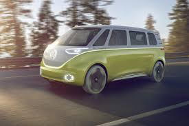 vw minivan camper vw microbus due in 2022 as electric minivan by car magazine