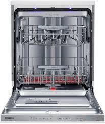 Samsung Water Wall Dishwasher Samsung Dw60h9950fw Waterwall Freestanding Dishwasher Appliances