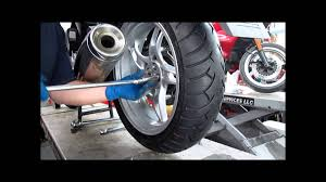 bmw service rear wheel removal u0026 installation youtube