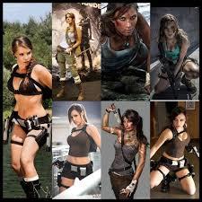 Lara Croft Tomb Raider Halloween Costume 44 Inspiring Ideas Images Costume Ideas Laura