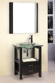 Bathroom Small Vanity With Vessel Sink Pamelas Table Throughout - Bathroom vanity for vessel sink
