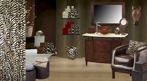 zebra print bathroom ideas zebra bathroom ideas gnscl