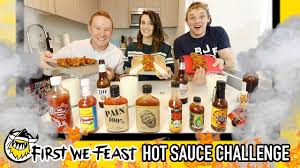 Challenge Sauce The Official We Feast Ones Sauce Challenge