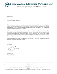 7 to whom it may concern letter format memo templates