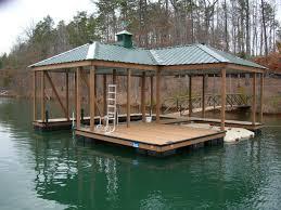dock design ideas home design