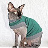 sphynx sweaters amazon com sphynx designer fleece cat shirt sweater sugar