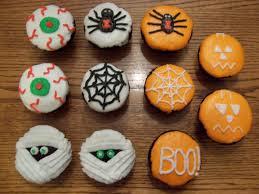 owl halloween cupcakes southern blue celebrations halloween cupcake ideas
