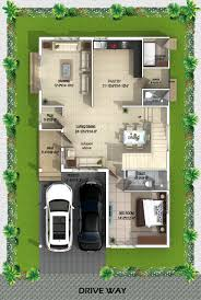 villa floor plan myans villas type a west facing villas