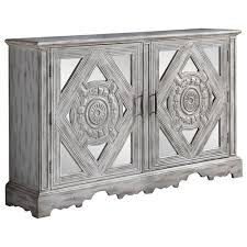 accent cabinets with doors coaster accent cabinets distressed grey accent cabinet with ornate