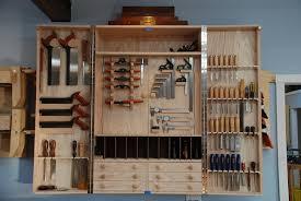 wall mounted tool cabinet hanging tool cabinet by woodscrap lumberjocks com woodworking