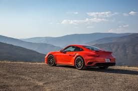 Porsche 911 Turbo - 2017 porsche 911 turbo s review still amazing after all these