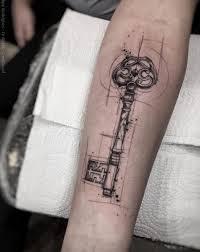 best 25 skeleton key tattoos ideas on pinterest the skeleton