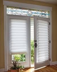 Glass Door Curtains 15 Brilliant Door Window Treatments Door Window
