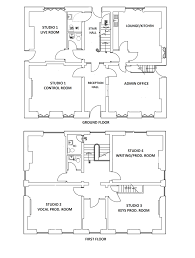 recording studio floor plan the black lodge floorplan uk recording studio