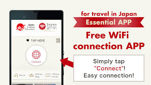 Tmobile Free Wifi Japan Connected Free Wi Fi 1 26 0 Apk Download Android Travel