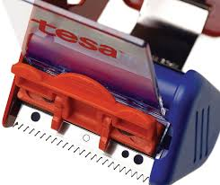 tesa uk packaging tape dispenser economy for easy dispensing of