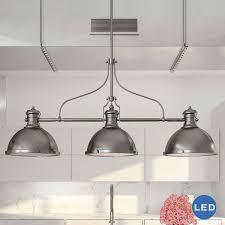 Industrial Lighting Chandelier Dorado Vvc31203sn Industrial Linear Led Chandelier Satin Nickel