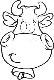 pin kangaroo mask 140 marvellous free printable cow masks for