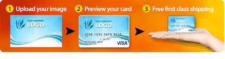 visa incentive design your own card personalisation