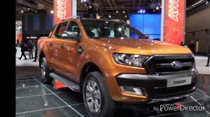 ranger ford 2018 2018 ford ranger coming back to usa youtube
