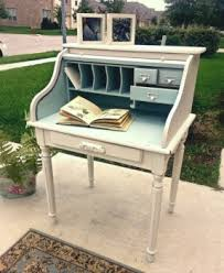 small roll top desk painted roll top bureau google search vintage bedroom