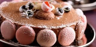 chocolat cuisine bavarois au chocolat pas cher recette sur cuisine actuelle